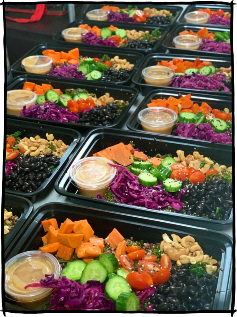 Jennie Cook's - Catering Los Angeles - #1 Food Services in L.A. - Home Page Top Image - 3